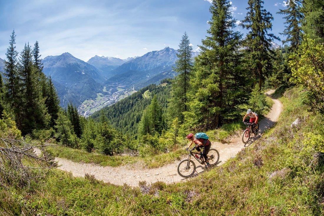 Leiterberg Trail Sölden
